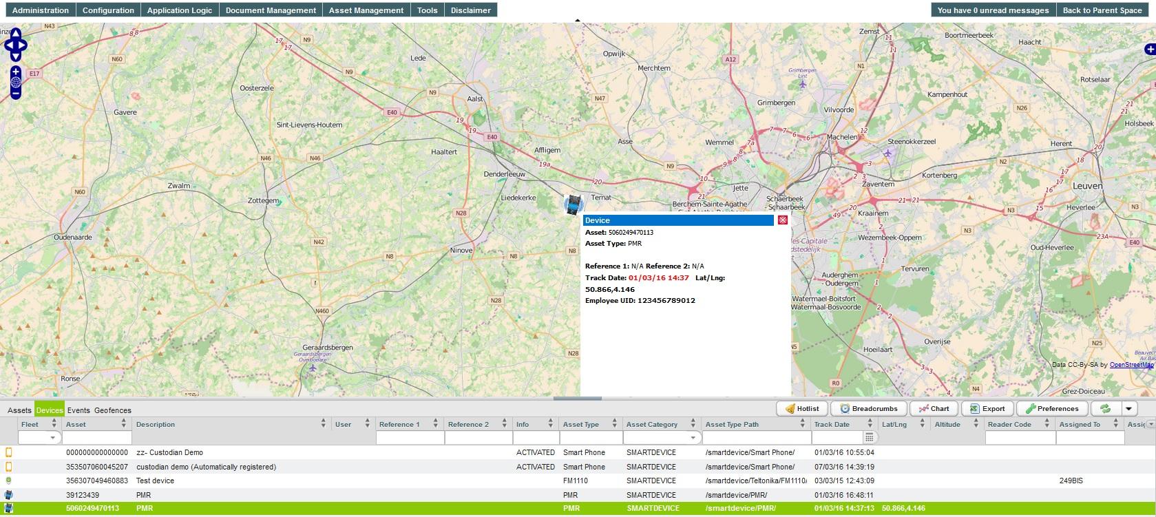 Trackingsp 4